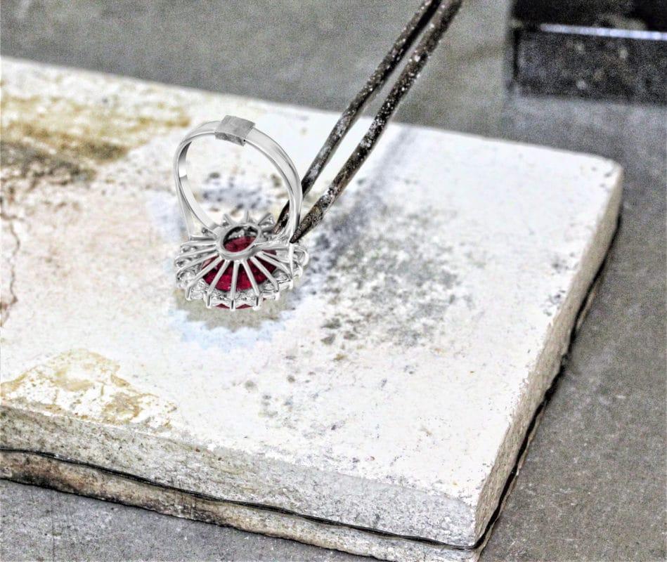Boutique atelier joaillerie réparations sertissage créations E-shop Sur mesure Orligne Genève Rue de la terrassière Swissmade